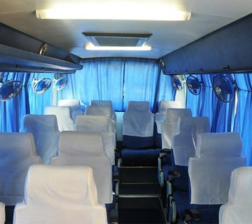 18 seater Tempo Traveller Hire jaipur