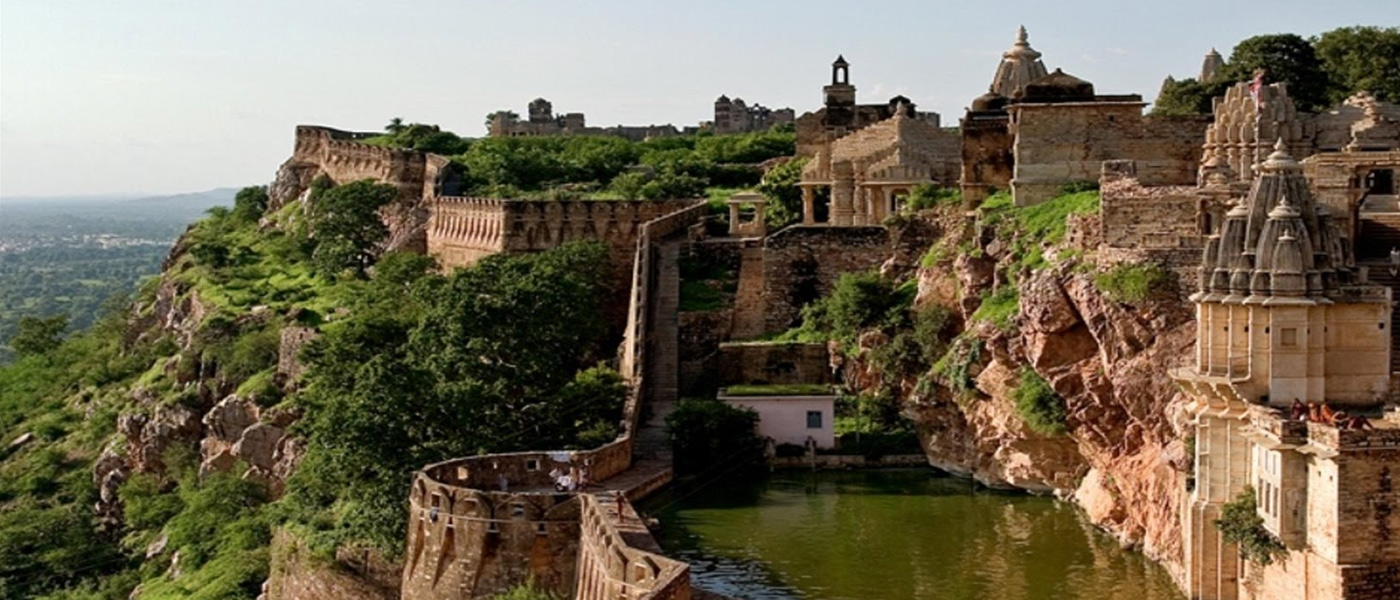 Heritage city in Chittor