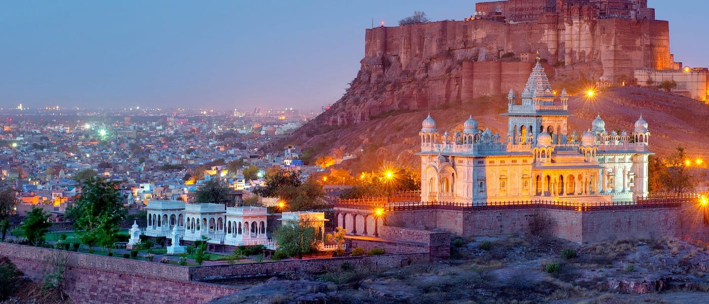 Rajasthan Fort Palace Tour